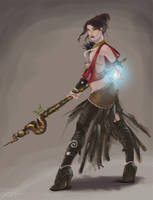 DAO: Morrigan by rooster82