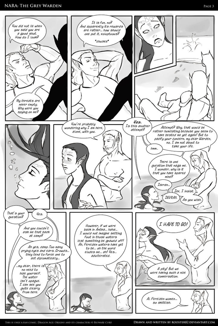 DAO: Fan comic page 3 by rooster82