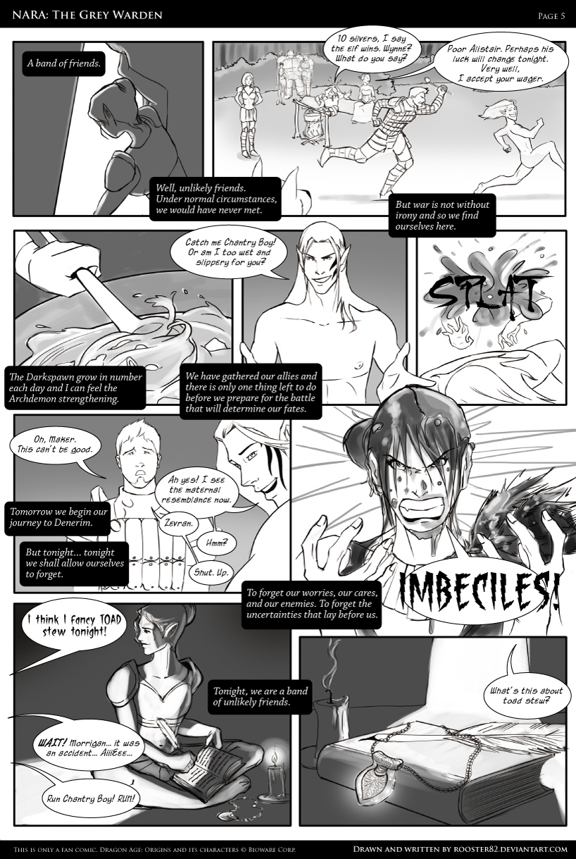 DAO: Fan Comic Page 5 by rooster82