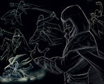 Ezio sketches