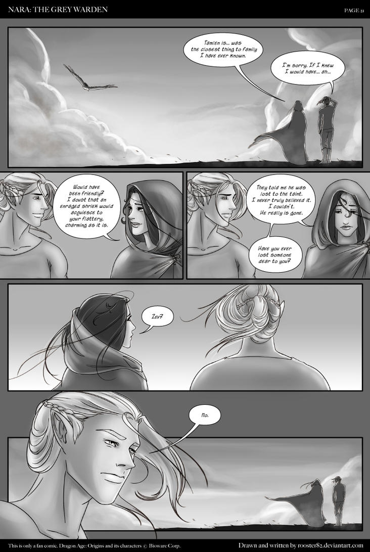 DAO: Fan Comic Page 21 by rooster82