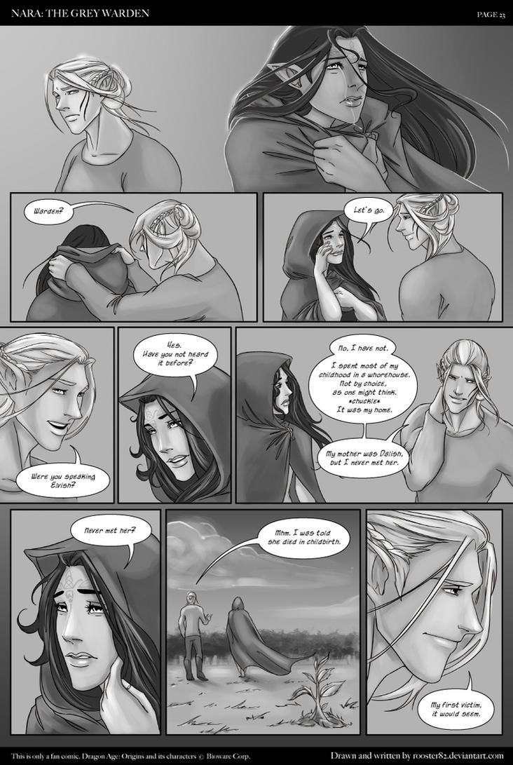 DAO: Fan Comic Page 23 by rooster82