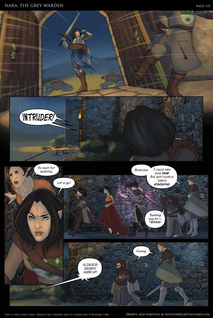 DAO: Fan Comic Page 115 by rooster82