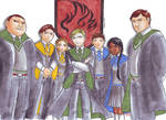 Malfoy's Dragon Army