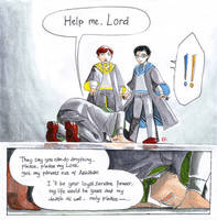 help me, Lord Harry by dinosaurusgede