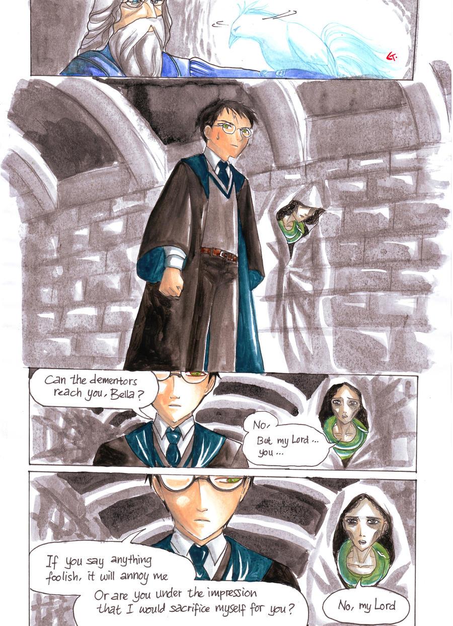 Hiding Bellatrix