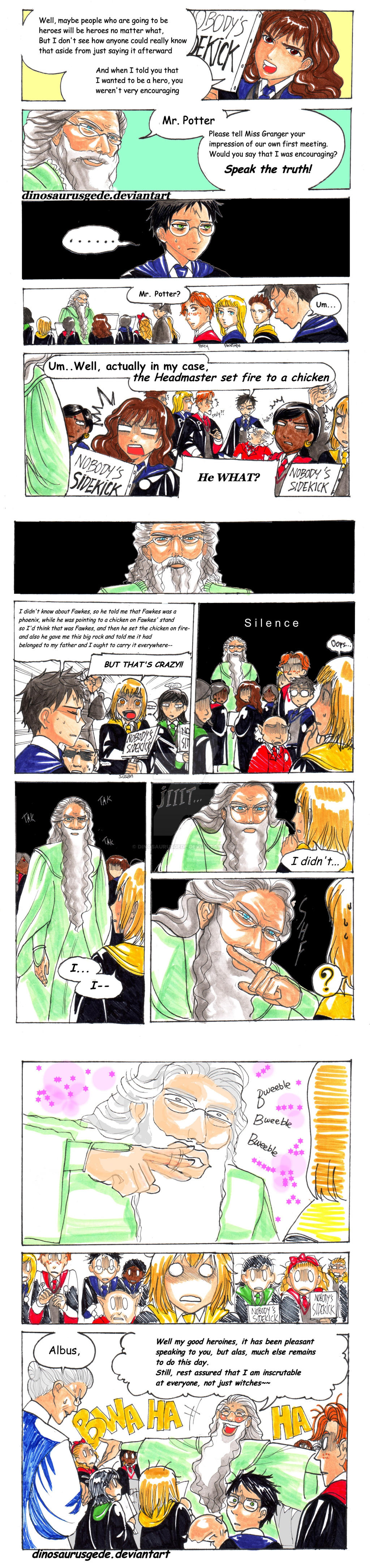 Dumbledore Madness