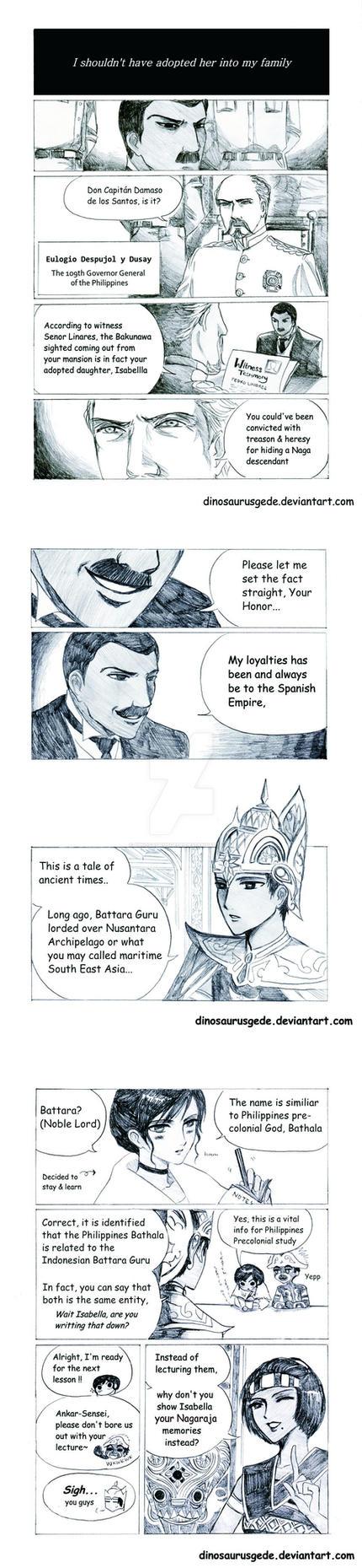 Nagaraja Chapter 2 Part 6 by dinosaurusgede