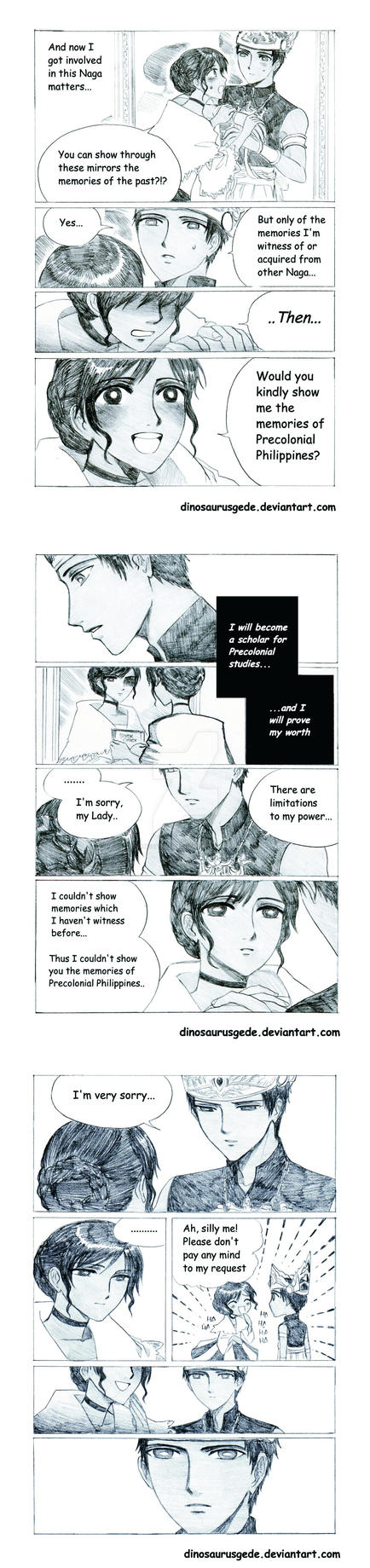 Nagaraja Chapter 3 Part 3 by dinosaurusgede