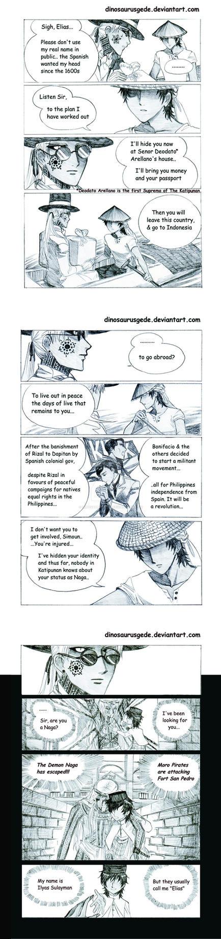 Nagaraja Chapter 4 Part 3 by dinosaurusgede