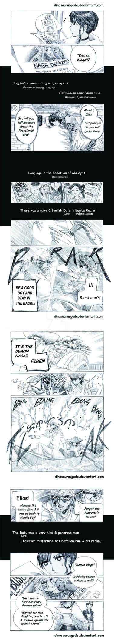 Nagaraja Chapter 4 Part 7 by dinosaurusgede