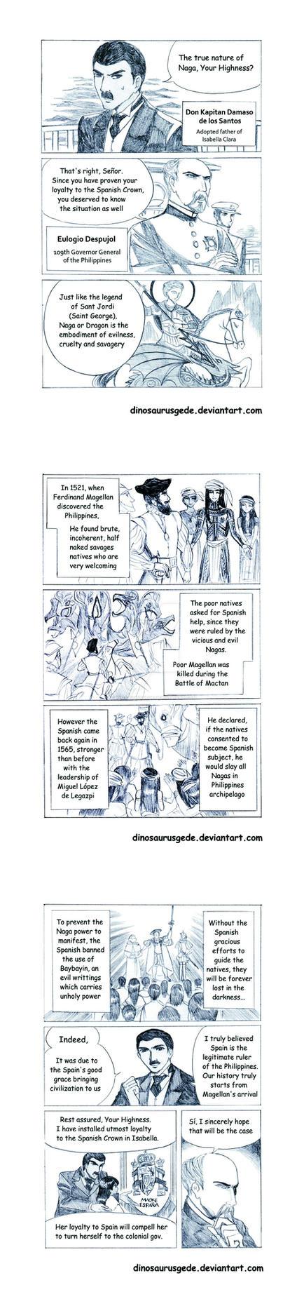 Nagaraja Chapter 5 Part 6 by dinosaurusgede