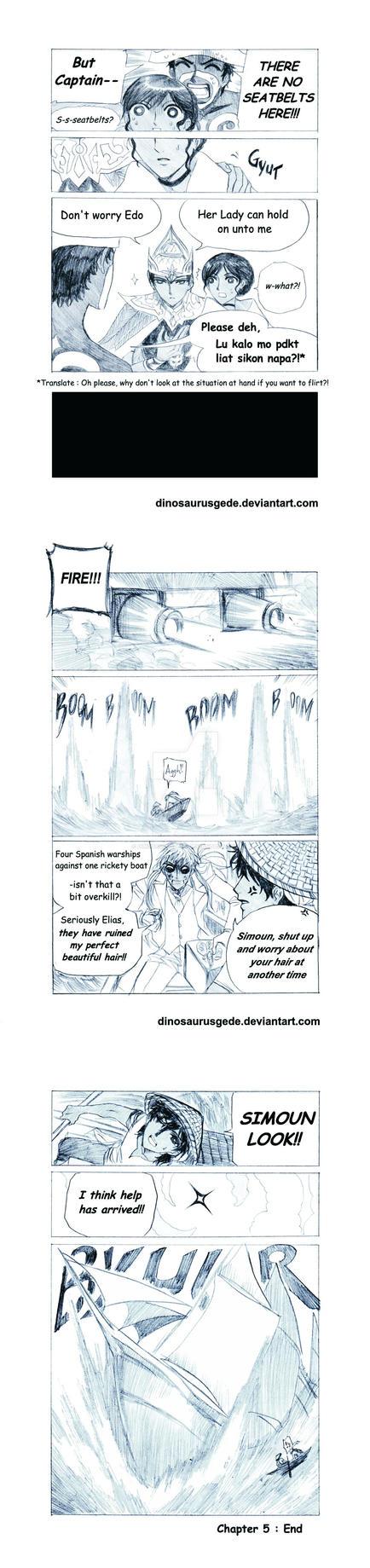 Nagaraja Chapter 5 Part 8 by dinosaurusgede