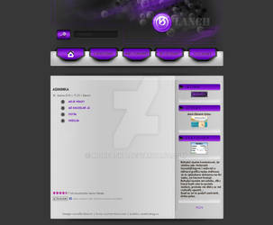Grey and purple by Morfuska