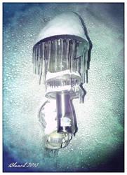 Narnia lamp by Morfuska