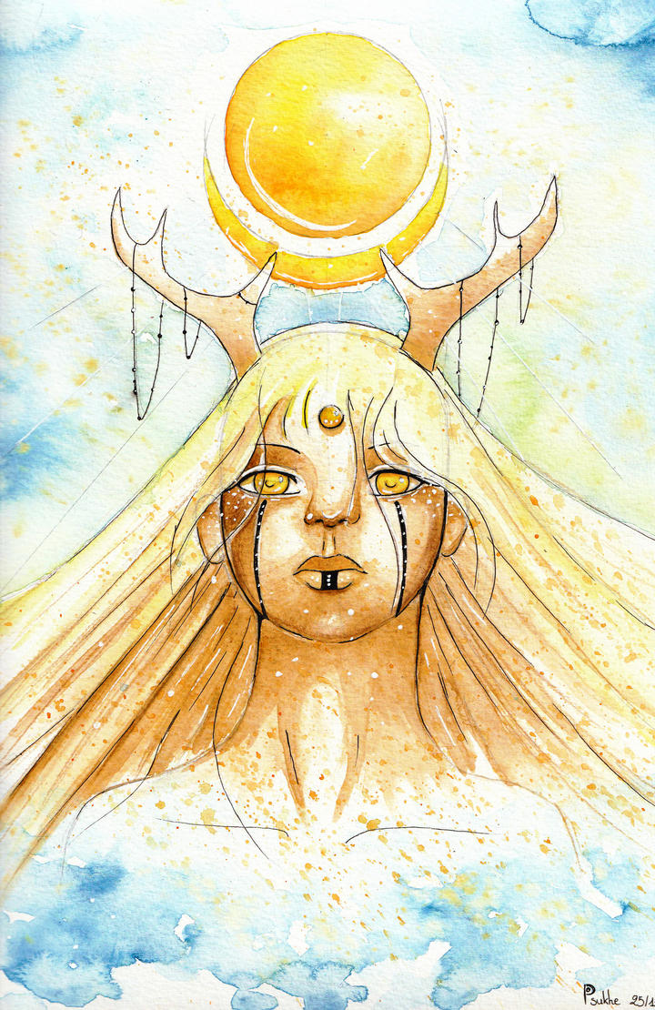 Be the Sun by Darksoulyshiroyuki