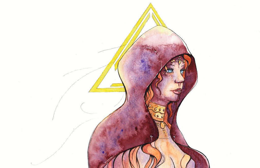 Triangle by Darksoulyshiroyuki