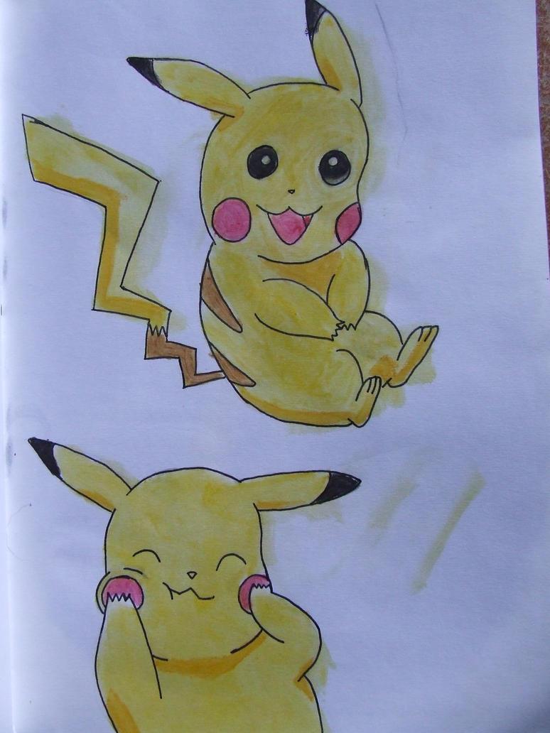 Pikachu by ilnuvola