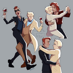 Good Omens - Dancing