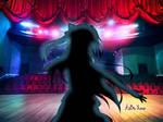 SIFAS Card Edit | Shizuku on Stage