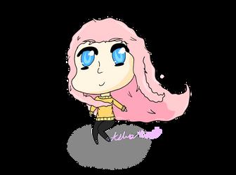 Lila Chibi! (Art experiment)