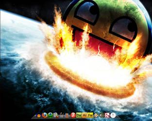Desktop 2 by Multi-Color-Echidna