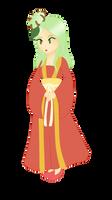 Herbal Tea Princess by RachelTheMoth