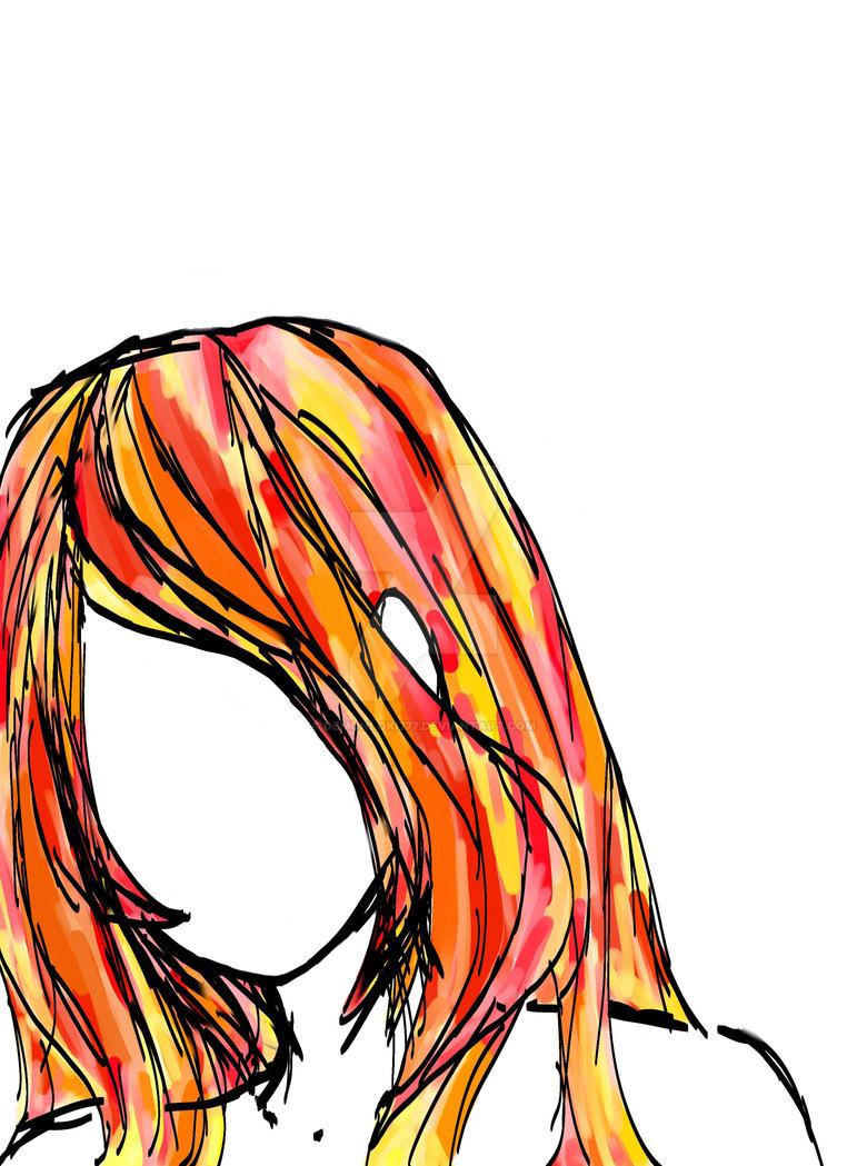 Fall hair by DemonLoki777