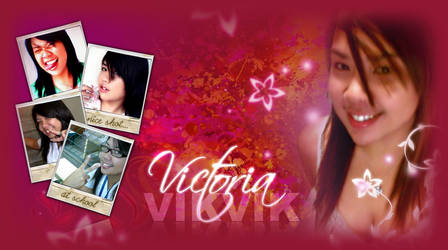 vikvik's friendster layout