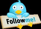 Twitter icon by iburhani