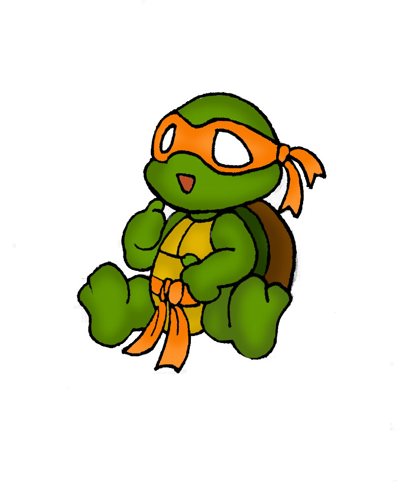Baby Clothes- Ninja Turtle by Pyr0kitt3h on DeviantArt