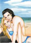 Zarek and Astrid