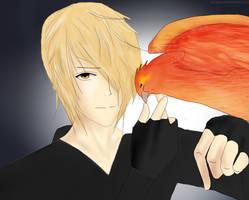 Oc: Akira doodle by AkiraKyoo