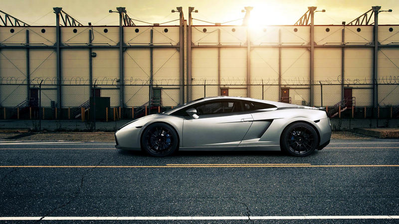 Image Result For Wallpaper Silver Lamborghini Gallardo