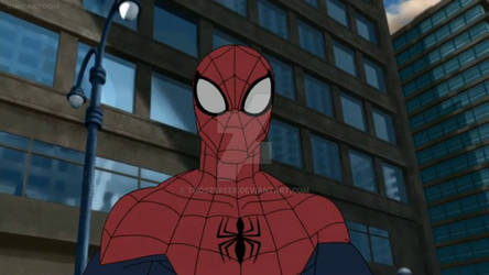 If Ultimate Spidey Appear In GOTG SS3