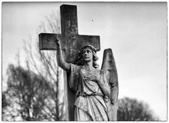 Frozen Angel by jackcornelius