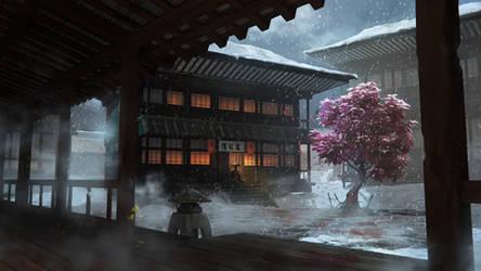 House of Hidden Dragon by FranklinChan