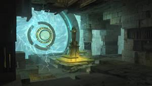 Underground Portal