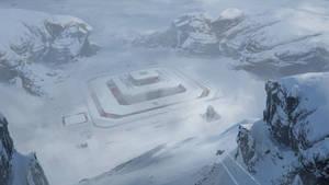 Secret Arctic Space Station