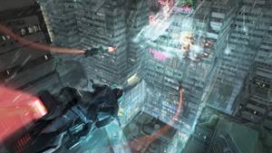 Cyberpunk Series 06 - Paradise City