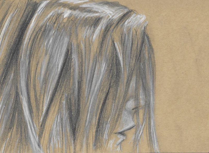Sketchbook: profiel by El-RoLo