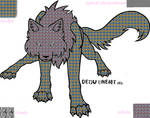 Pattern Wolf- Trade Only