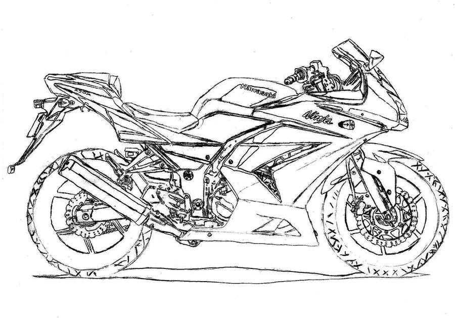 Disegni Moto