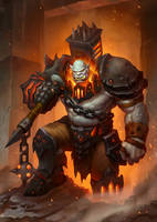 Blackhand 850X1200 by huntianzhiren