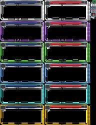 Steam Custom Grid Icons V2.0 by Kazyx