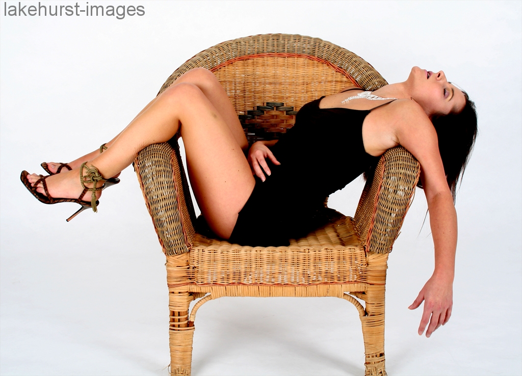 Lana Fainted In The Chair By Lakehurst Images ...