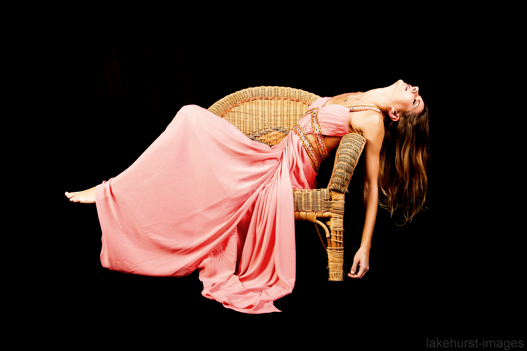 ... Lady Fainted In The Chair By Lakehurst Images