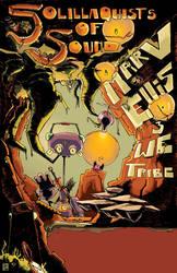 SOS Marv Ellis  We Tribe tour poster template