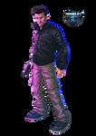 Claude GTA 3 Render