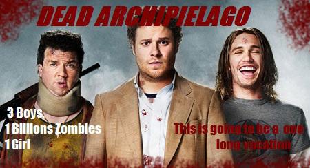 Dead Archipielago Cover by TheHeraldofdarkness